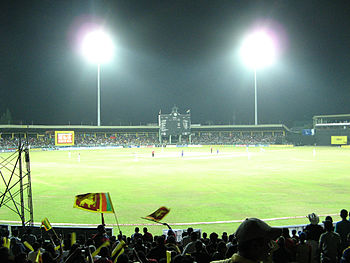 A One Day International (ODI) cricket match be...