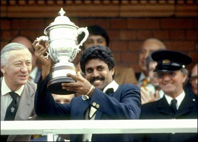 Kapil Dev He captained the Indian cricket team...
