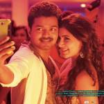 Vijay and Samantha in Kaththi