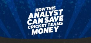 Dan Weston reveals the importance of data and numbers in T20s