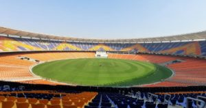 The Narendra Modi Stadium